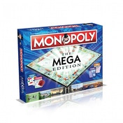 Monopoly: The Mega Edition Board Game