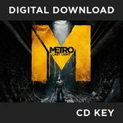 Metro Last Light PC CD Key Download for Steam