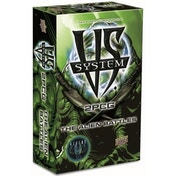 Vs. System 2PCG The Alien Battles