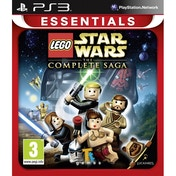 Lego Star Wars The Complete Saga (Essentials) Game PS3