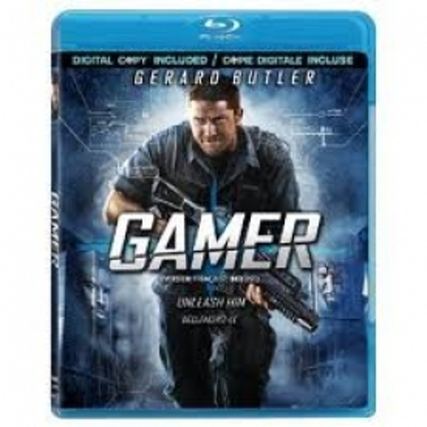 Gamer Blu-Ray - Image 1