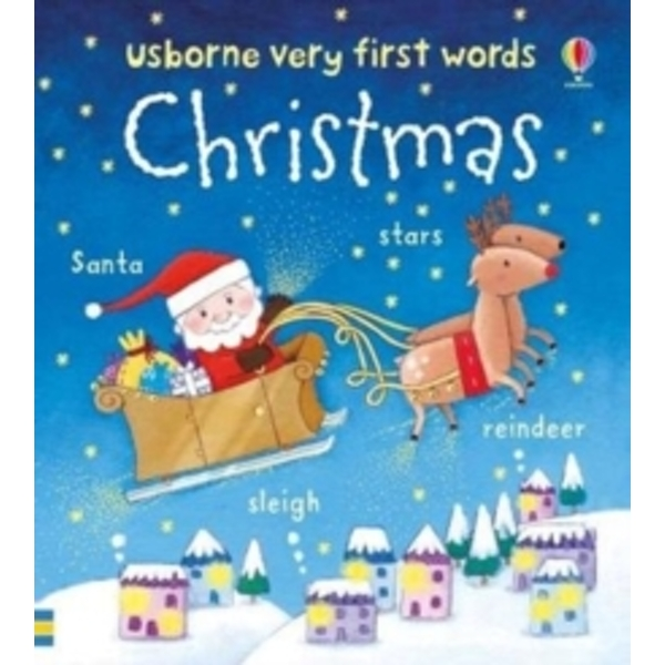 Christmas (Very First Words) Board book