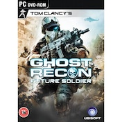 Tom Clancys Ghost Recon Future Soldier Game PC