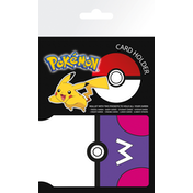 Pokemon Masterball Card Holder