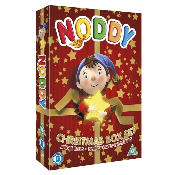 noddy - christmas collection DVD