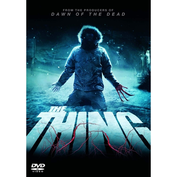 The Thing (2011) DVD