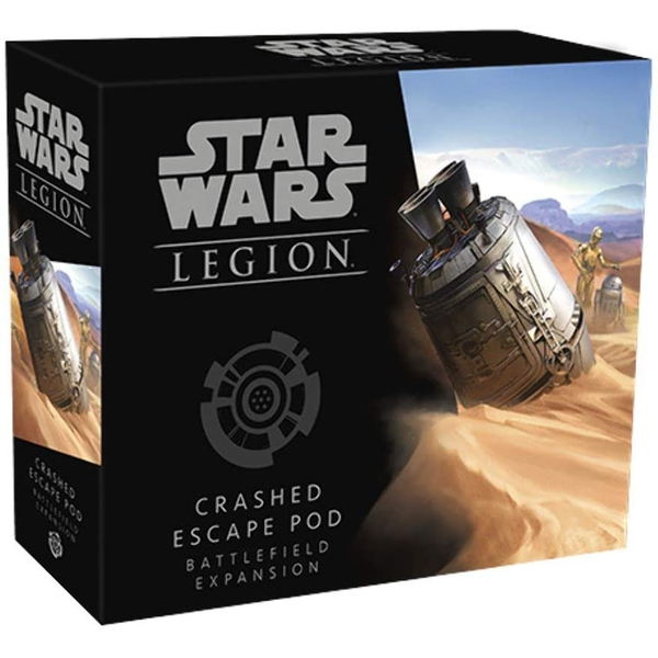 Star Wars: Legion Crashed Escape Pod Battlefield Expansion