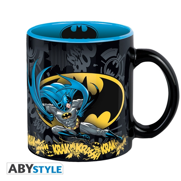 Dc Comics - Batman Action Mug - Image 1