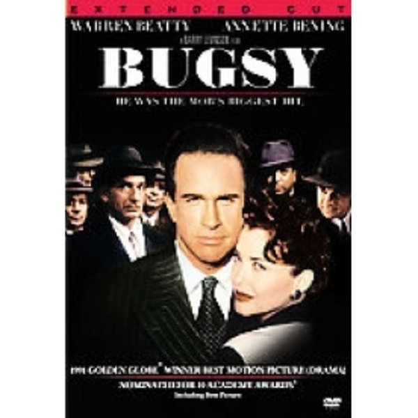 Bugsy Special Edition DVD