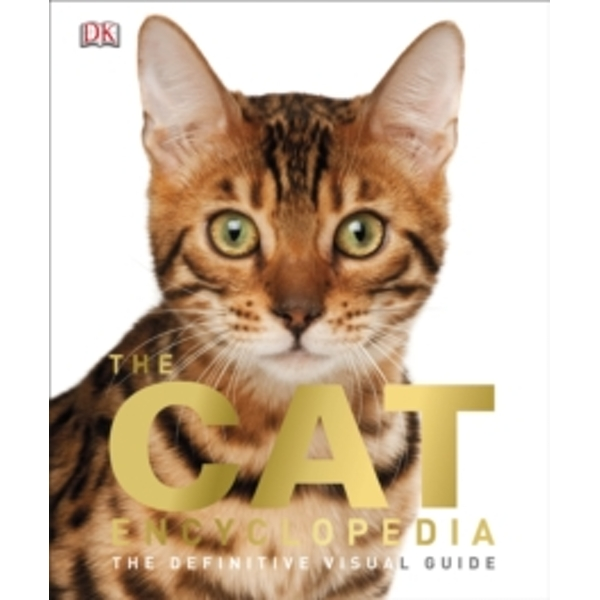 The Cat Encyclopedia by DK (Hardback, 2014)