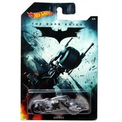 Hot Wheels Bat Pod (The Dark Knight) Figure