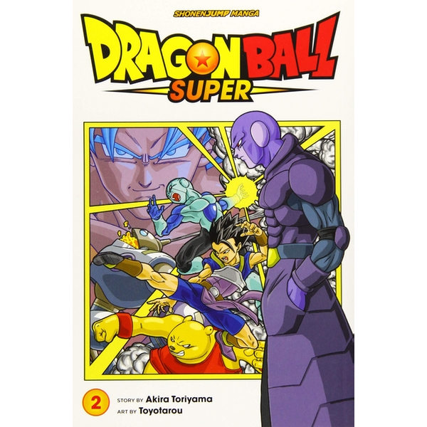 Dragon Ball Super, Vol. 2: Volume 2 Paperback – 28 Dec 2017