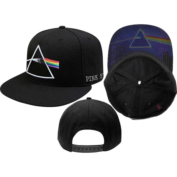 Pink Floyd - Dark Side of the Moon Snapback Cap
