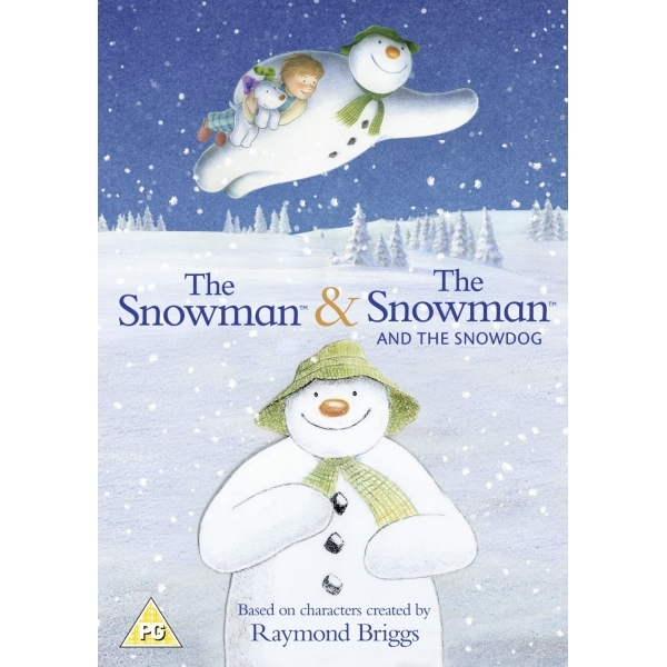 The Snowman & The Snowman & The Snow Dog Double Pack DVD