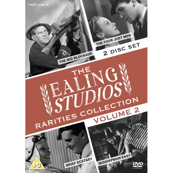 Ealing Studios Rarities Collection: Volume 2 DVD