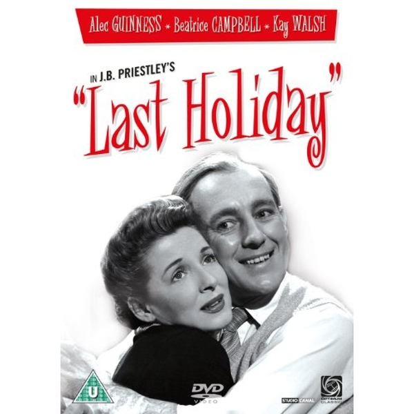 Last Holiday 1950 DVD