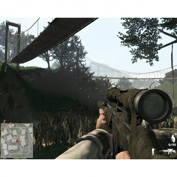 Sniper Ghost Warrior Game Xbox 360 - Image 3