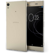Sony Xperia XA1 Plus Ultra Thin Gel - Clear