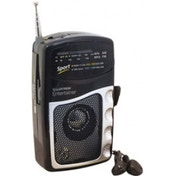 Lloytron N2201BK Entertainer Am/FM Personal Radio