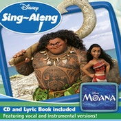 Disney Sing-Along Moana CD
