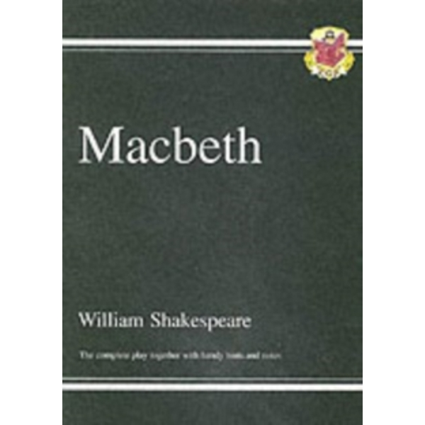 Macbeth - The Complete Play by William Shakespeare (Paperback, 2002)