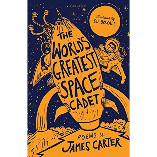 The World's Greatest Space Cadet by James Carter (Paperback, 2017)