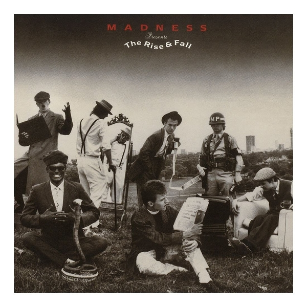 Madness - The Rise and Fall Vinyl
