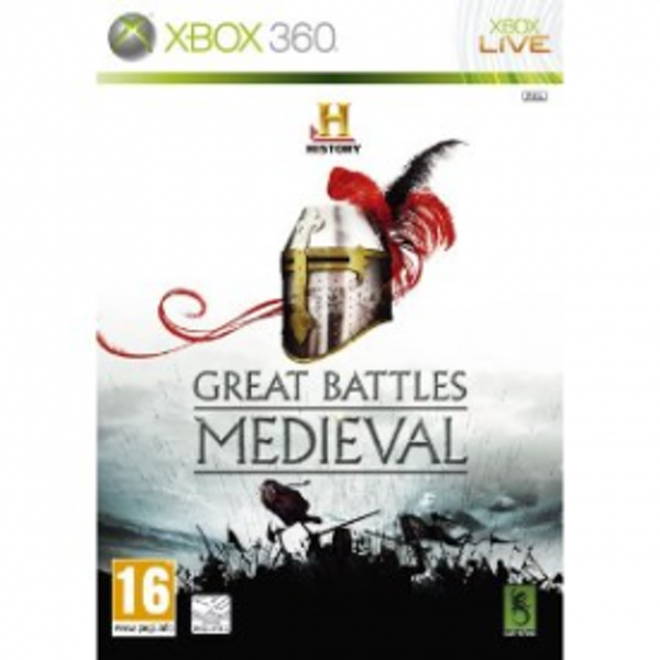 History Great Battles Medieval Game Xbox 360