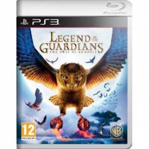 Legends of the Guardians Game PS3