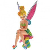 Tinker Bell Mushroom (Peter Pan) Disney Britto Figurine