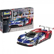 Ex-Display Ford GT LE Mans 1:24 Revell Model Kit Used - Like New