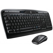 Logitech MK330 Wireless Desktop (UK Layout)
