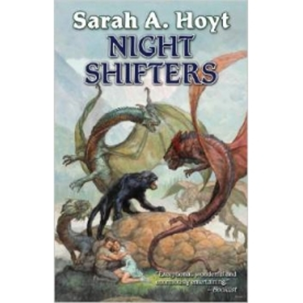 Night Shifters by Sarah A. Hoyt (Paperback, 2014)