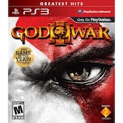 God of War III Game PS3 (#)