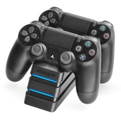 Snakebyte Twin Charge 4 Controller Charger PS4