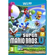 New Super Mario Bros (Brothers) Game Wii U
