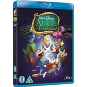 Alice In Wonderland 60th Anniversary Edition Blu-ray