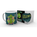 Rick and Morty Solenya Mug
