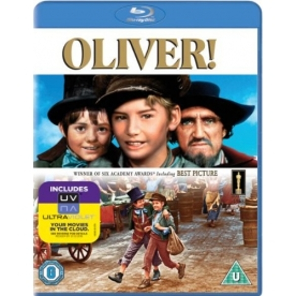 Oliver! 1968 Blu-ray