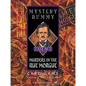 Mystery Rummy Case #2 Murders in the Rue Morgue
