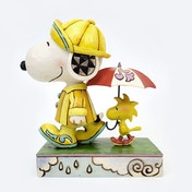 Through Rain or Shine (Snoopy and Woodstock) Peanuts by Jim Shore