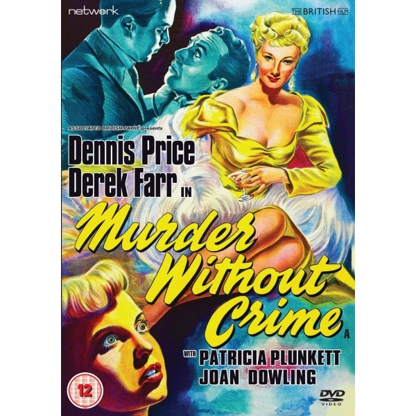 Murder Without Crime (1950) DVD