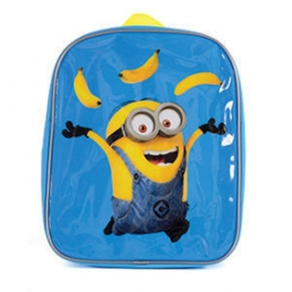 371f36cfd4ea Despicable Me 2 Banana Minion Back Pack