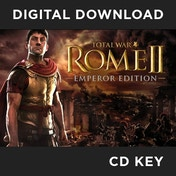 Total War Rome 2 Emperor Edition PC CD Key Download for Steam