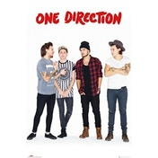 One Direction New Group Maxi Poster