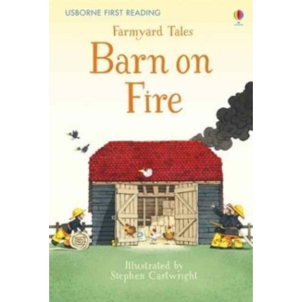 Farmyard Tales Barn on Fire by Heather Amery (Hardback, 2017)