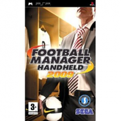 Football Manager 2009 Game PSP
