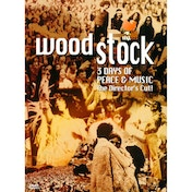 Woodstock The Director's Cut DVD