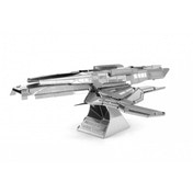 Turian Cruiser (Mass Effect) Metal Earth 3D Model Kit