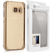 Caseflex Samsung Galaxy S7 TPU Gel Case - Clear (Retail Box) - Image 2